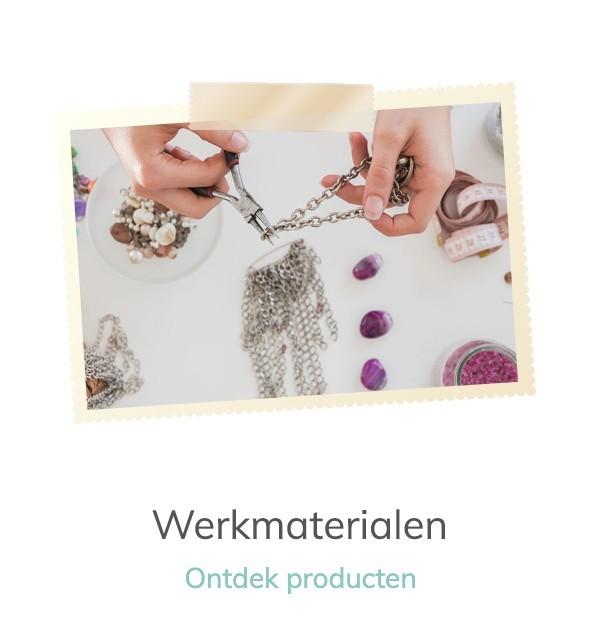 Werkmateriaal sieraden maken