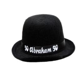 Abraham hoed 50