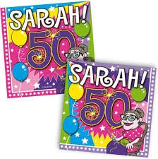 Sarah servetten, 20 stuks