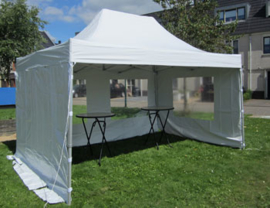Party tent 3 bij 4,5 meter
