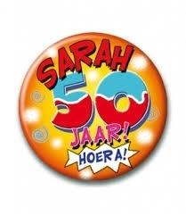 Button Sarah