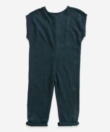 PLAY-UP / Mixed Jumpsuit