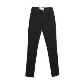 GRUNT / Skinny zwarte meidenjeans