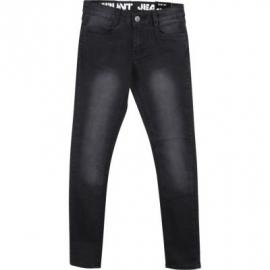 Grunt / Grijze skinny jeans, boys