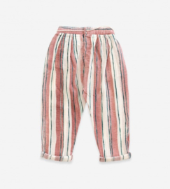 PLAY-UP / Printed Woven Trousers