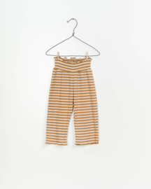 PLAY-UP / Striped rib Trousers