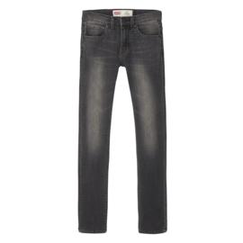 LEVI'S /  Skinny grijze jeans, 510, BOYS