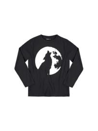 YPORQUE / Wolf fluor tee