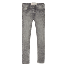 LEVI'S /  Skinny licht grijze jeans, 510, BOYS