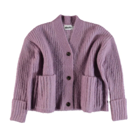 "MOLO / Cardigan Gilberta ""Alpine flower"""