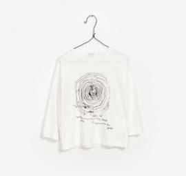 PLAY-UP / Flamé Jersey T-Shirt