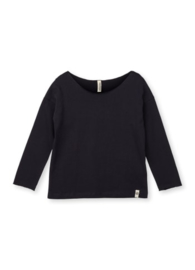 POPUPSHOP / Martha Long Sleeve T-Shirt Black