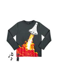 YPORQUE / Space rocket tee