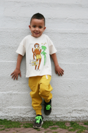 MINI RODINI /  Cool monkey tee