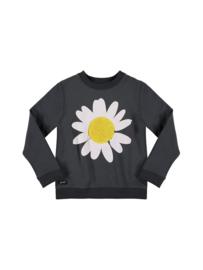 "YPORQUE / Sweater ""Daisy textured"""