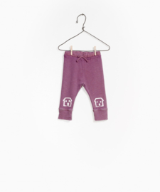 PLAY-UP / Flamé Rib Legging, BABY