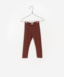 PLAY-UP / Flamé Rib Legging