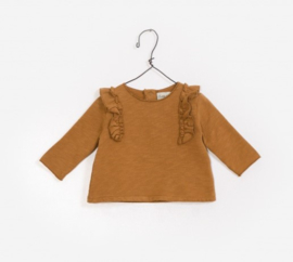 PLAY-UP / American Fleece Flamé Sweater, BABY