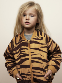MINI RODIN /   Tiger baseball jacket