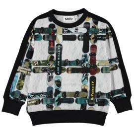"""MOLO / Sweater """"Snowboard"""""""