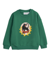 "MINI RODINI /  Sweatshirt ""Badge"""