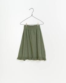 PLAY-UP / Flamé Jersey Skirt