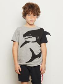 YPORQUE / Shark fin 't shirt