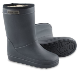 ENFANT / Navy thermo-boots