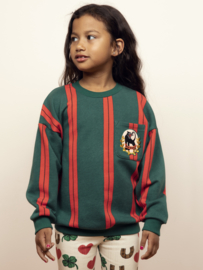 MINI RODINI /  Stripe sweatshirt