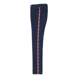 LEVI's / Skinny meiden jeans met rode Levi's zijnaad, GIRLS