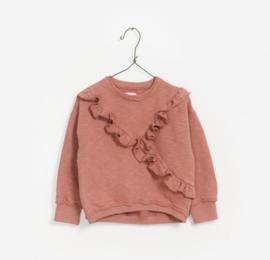 PLAY-UP / Flamé Fleece Sweater