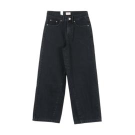 GRUNT / Wide Leg Calm Black