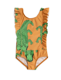MINI RODIN /  Crocco ruffled swimsuit