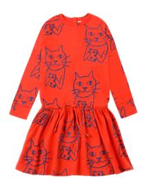 "NADADELAZOS / Dress ""Anton the Cat"""