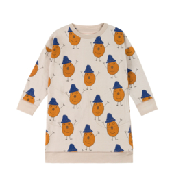 "NADADELAZOS / Dress ""Ed the Potatoe"""