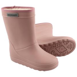 EN*FANT / Roze thermo-boots LAATSTE maten 23 & 31!