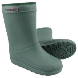 EN*FANT / Groene thermo-boots LAATSTE MAAT 34!