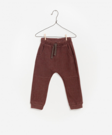 PLAY-UP / Double Face Trousers
