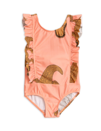 MINI RODIN /  Crocco ruffled swimsuit LAATSTE 116/122!