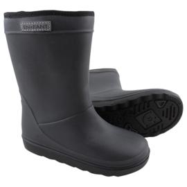 EN*FANT / Zwarte thermo-boots LAATSTE maat 31!