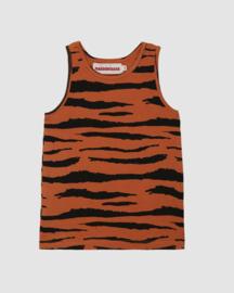 "NADADELAZOS / Tanktop ""Tiger skin"""