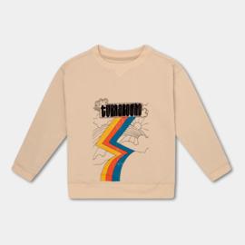 "REPOSE /  Sweater ""warm sand"""
