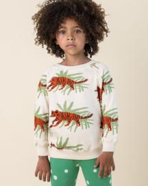 """NADADELAZOS / Sweatshirt """"Kerala tiger"""""""
