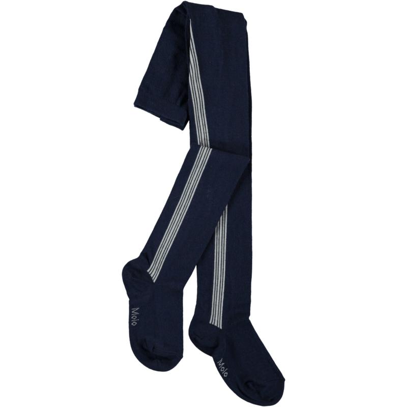 MOLO / Sporty stripe tights