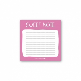 Mini note block sweet note