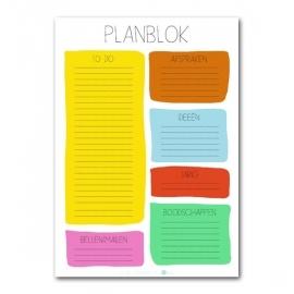 Planblok