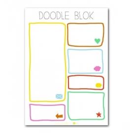 Doodle blok