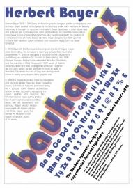 Presentatie lettertype