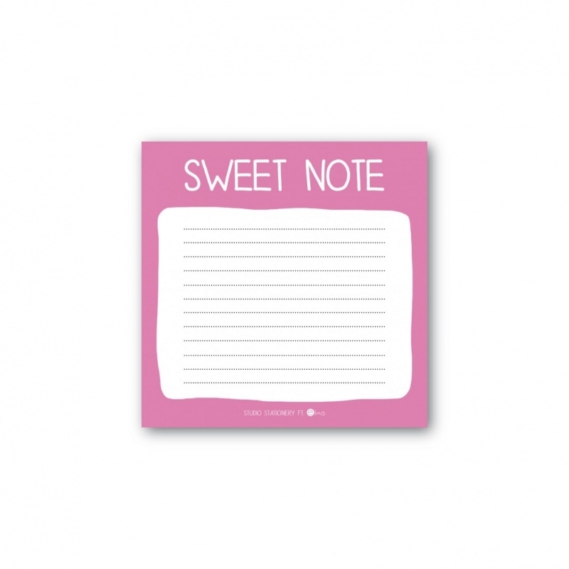 Mini note block sweet note