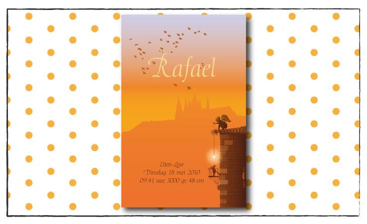 Rafael geboortecanvas